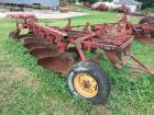 Massey Ferguson Five Bottom Plow