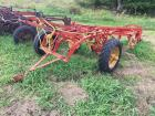Massey Harris Four Bottom Plow