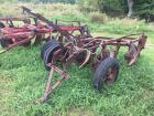 Massey Three Bottom Plow