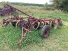 Massey Harris Three Bottom Plow