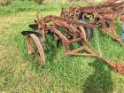 Massey Harris Two Bottom Plow