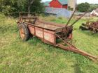 Massey Harris No. 15 Manure Spreader