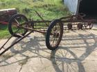 Massey Harris Side Delivery Rake