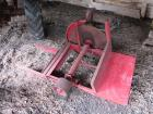 Massey Harris Tractor Mounted Buzz Saw