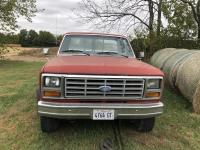 1982 Ford F-250 - NO TITLE