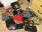 Assorted Purses and Bags Lot