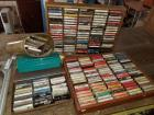 Assorted Cassette Tapes Lot