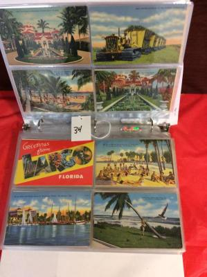 Postcard collection 200ct