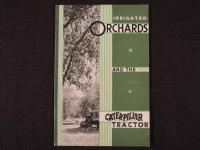 Caterpillar Orchard Tractors Sales Brochure