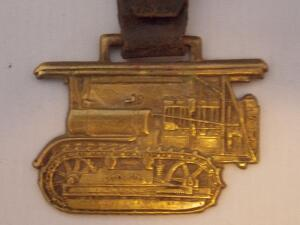 Caterpillar Tractor Co. Fob