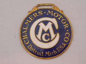 Chalmers Motor Co. Fob