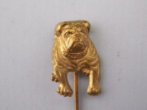 Avery Bulldog Stick Pin