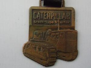 Caterpillar Track-Type Tractor Fob