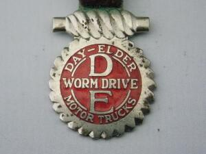 Day-Elder Motors Corp. Fob