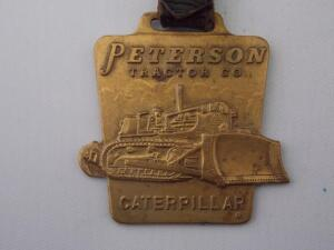 Peterson Tractor Co. Caterpillar Fob