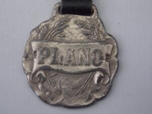 Plano, Independent Harvester Co. Fob