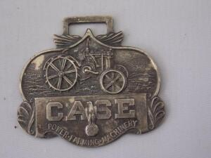 J.I. Case Threshing Machine Fob