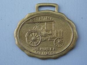 Huber Manufacturing Co. Fob