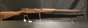 Arisaka Type 99 Short Rifle - Last Ditch Rifle - Mum Defaced