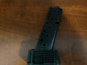 Hi-Point C9 Extended Mag