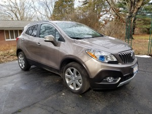 2014 Buick Encore AWD Only 10k miles