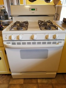 Hotpoint Gas Stove