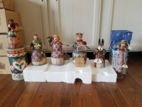 Jim Shore Heartwood Creek Figurines Lot