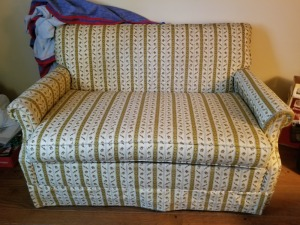 4 Foot Hide-A-Bed Sofa