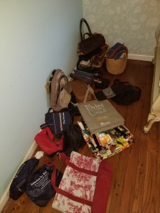 Assorted Bags/Totes/Purses Lot