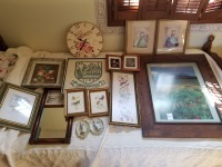 Assorted Framed Pictures Lot