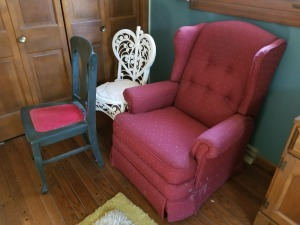 Recliner Chair Lot