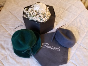Womens Hat Lot 1