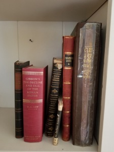 Antique Books Lot