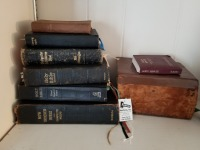 Holy Bible Book Lot -  1816 German Bible