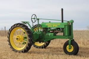 1935 John Deere Four Bolt Garden B 1 of 24 built!