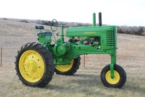 John Deere Experimental Single front A High Crop- 1 of 6 built