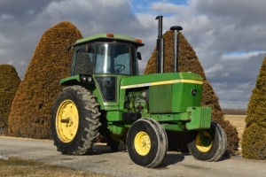 1973 John Deere 4430 - THIRD One Built! - Video Added