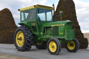 1972 John Deere 4020 Gas Standard - Video Added