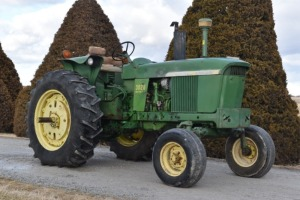 1972 John Deere 3020 Diesel Powershift - Last One Built- Video Added