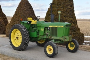 1972 John Deere 3020 Diesel Row Crop - Video Added