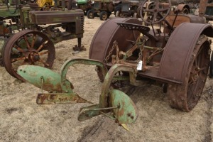 John Deere GP 2 Way Plow