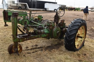 John Deere Styled A Parts Tractor