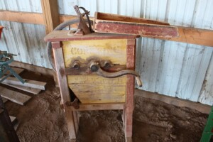 Corn King corn sheller