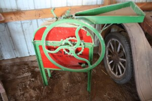 John Deere corn sheller NO 1A