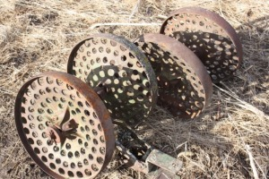 planter press wheels