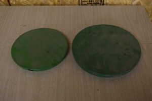 NOS John Deere Clutch Pulley Covers