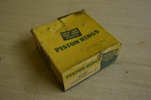 NOS John Deere GP Piston Ring Set