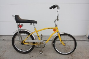 New John Deere Yellow 20inch boys bike