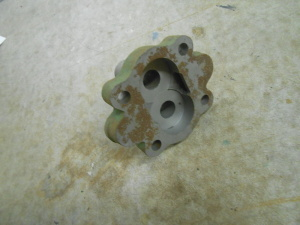 NOS Oil Pump Housing Early A