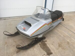 1979 John Deere Trailfire 440 Snowmobile